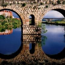 (Roman bridge) ~ Merida, Spain