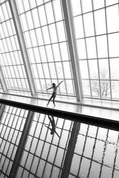 Black and White Dancers Portraits in New York City – Fubiz Media