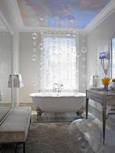 Decorating a bathroom with bubble theme - Google Search