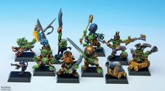 Goblin Clan Skimmers of the Sea GBBC01