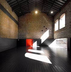 Cinema Center In Matadero de Legazpi / Churtichaga & Quadra Salcedo Architects