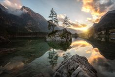 [hintersee...] by Dieter Weck - Photo 129669427 - 500px