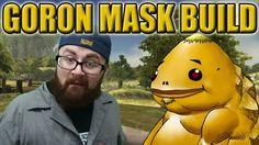 Legend of Zelda Goron Mask