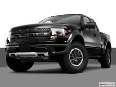 Ford Raptor F1-50 in Satin Black