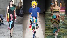 Les 20 tendances robes de l'été 2015: arty pop