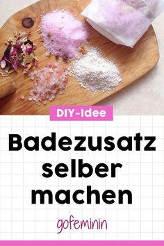 DIY-Badezusatz: So macht ihr Bath Teabags einfach selbst #badezusatz #diyidee #diy #badezusatzselbermachen #bathteabags #diygeschenk #geschenke #geschenkidee