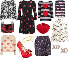 Valentine's Day Fashions