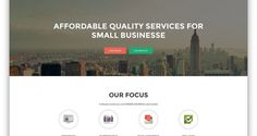 20+ Best Free WordPress Themes Built With Bootstrap Framework For Business, Portfolio & Personal Blogs