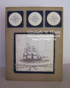 The Open Sea MDS by FLMommyof2 - Cards and Paper Crafts at Splitcoaststampers