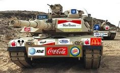 corporate_tank Sorry solder I miss that which oil company are you fighting and how much Oil Trade dollars are they paying you to dead?
