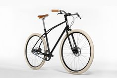 Budnitz Bicycles Model No.3 Honey