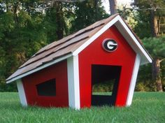 Dog House Plans for The Cape Dog House  by Belladogga1Organic, $20.00