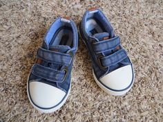 62413a330ab1d Toddler boys/girls Tommy Hilfiger size 7 navy blue sneakers shoes velcro  straps #fashion #clothing #shoes #accessories #babytoddlerclothing  #babyshoes (ebay ...
