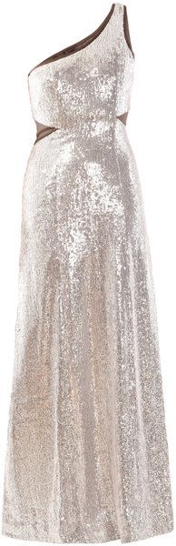 PROJECT D New York One Shouldered Dress