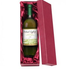 Personalised French White Wine and Gift Box  from Personalised Gifts Shop - ONLY £24.95