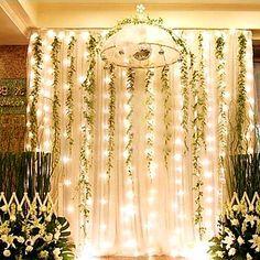 LED String Lamp - Christmas & Halloween Decoration - Festival Light - wedding Light(CIS-84035) - USD $ 99.99