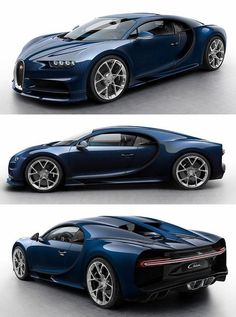 5 Little Known Facts About the Bugatti Chiron. Prepare to have your mind blown!: