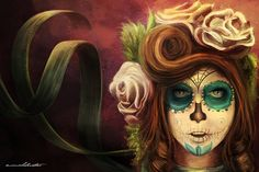 Mexican Girl by marcelobastos.deviantart.com