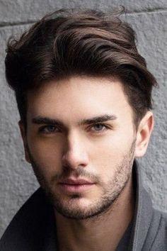 top 50 short men's hairstyles wavy undercut part