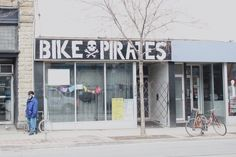 The best used bike shops in Toronto - NOW Magazine Bike Magazine, Now Magazine, Fixed Bike, Bike Run, Bike Shops, Cheap Bikes, Used Bikes, Old Bicycle, Bike Brands