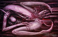 Image result for h r giger artwork