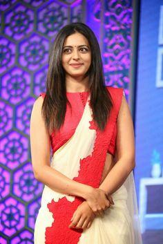Rakul Preet Singh Biography and Wiki Rakul Preet Singh is an Indian film actress, who looks in Tamil, Kannada, Hindi and Telugu movies. Indian Celebrities, Bollywood Celebrities, Bollywood Actress, Tamil Actress, South Actress, South Indian Actress, Indian Film Actress, Indian Actresses, Rakul Preet Singh Saree