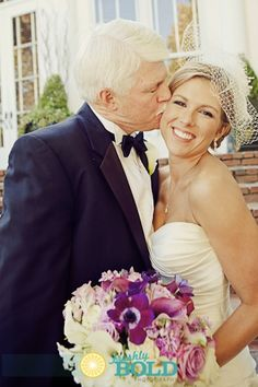 Wedding Photos | Bride & Father of the Bride