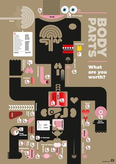Lessons in Conveying Complex Ideas with Simple Graphics from the World's Best Information Designers   Brain Pickings