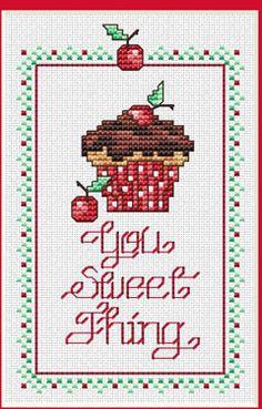 You Sweet Thing - Cross Stitch Pattern