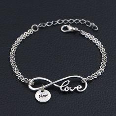 Infinity armbanden | moederdag