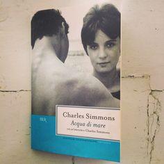 Charles Simmons - Acqua di mare * * * * *