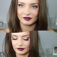 Chloe morello, makeup inspo