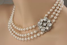 Hey, I found this really awesome Etsy listing at http://www.etsy.com/listing/82254274/vintage-style-wedding-necklace