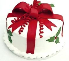 Christmas Present Birthday Cake Packed With Simple And Beautiful Cake Holiday Ca. Christmas Present Birthday Cake Packed With Simple And Beautiful Cake Holiday Cakes Cake Simple And Christmas Cake Designs, Christmas Cake Decorations, Christmas Cupcakes, Christmas Sweets, Holiday Cakes, Christmas Cooking, Christmas Goodies, Xmas Cakes, Christmas Holiday