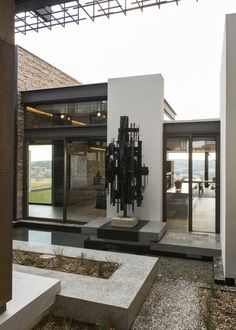 House Boz | Outside | Nico van der Meulen Architects #Design #Architecture #Contemporary