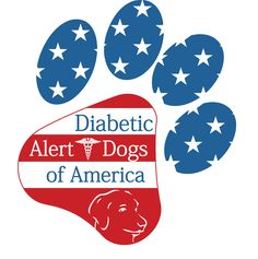 Diabetic Alert Dogs of America train high quality Diabetic Service Dogs for children and adults living with Type 1 and Type 2 diabetes.