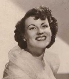 (1920-1989) Del Wood (Country Music Musician. Guest starred on the Grand Ole Opry in 1952 and became a member in 1953. First Female Million-selling artist.)