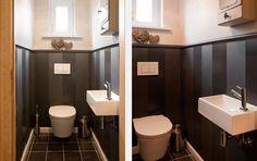 Beste afbeeldingen van toilet half bathrooms powder room en