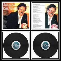 Música Romântica - Santo Morales - Latino Con Amor (1981)