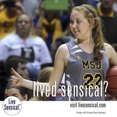 Lauren Hill - ESPYs - College Basketball - Lived Sensical.