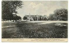 The first grammar school Riddles Road