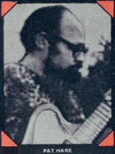 Pat Hare; source: Back cover of Redita LP-111; photographer's name not given
