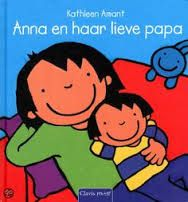 Anna en haar lieve papa