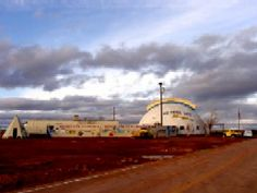 "Meteor ""City"" Trading Post~(near) Winslow, AZ"