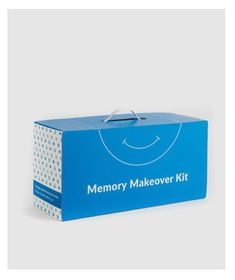 Memory Makeover Kit from Legacy Republic   Real Simple's mission, through its 17 years, has been to simplify your life with smart finds like these.