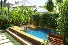 Plunge Pool Cost | As Near to Perfection as it Gets! - Amari Vogue Krabi Pictures ...
