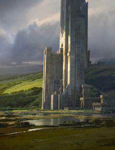 Titan's Castle by Eytan Zana