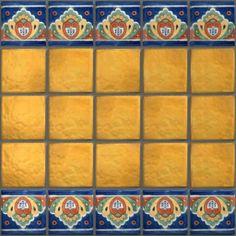 LeMog - 3dTextures - Carrelage Azuleros Motifs 2 - Tiles/249 riobleu6