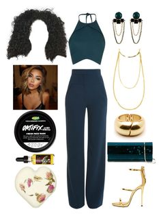 Venue Meeting: May 26 by allison-syko on Polyvore featuring polyvore fashion style Rebson Cushnie Et Ochs Giuseppe Zanotti Jimmy Choo clothing