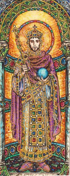 Alexius Comnenus I by Theophilia